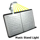 Music Stand Light